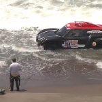Mini driver Al-Rajhi survives Dakar ocean scare