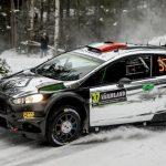 WRC favourites back for Sweden