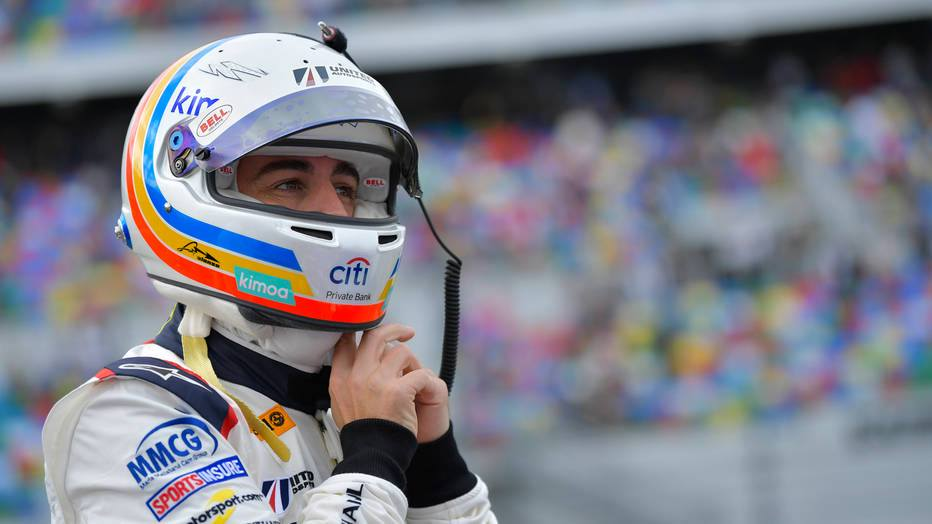 Fernando Alonso says he's ready for grueling Formula 1, WEC