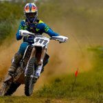 HUSQVARNA ALL SET FOR CROSS COUNTRY