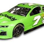 Danica Patrick reveals GoDaddy paint scheme for Daytona 500