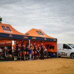 Red Bull KTM Squad Get Ready To Unsettle The Dust
