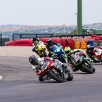 White and McFadden produce a thriller in 2018 SuperGP opener