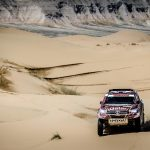 AL-ATTIYAH AND BAUMEL OPEN THE DEFENCE OF OVERDRIVE RACING'S FIA WORLD CUP TITLE AT BAJA RUSSIA