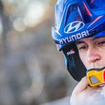 Rally Sweden: SS9: Gear glitch for Neuville