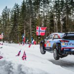 Rally Sweden: SS10/11: Neuville's relief