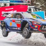Rally Sweden: SS12/13: Neuville clear
