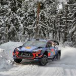 Neuville tops Sweden warm-up