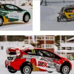 Olsbergs MSE primed for Al-out attack RallyX on Ice in Norway