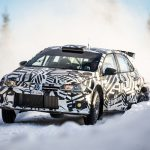 Solberg eyes WRC return after VW test