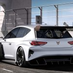New e-TCR Series launched as touring car racing embarks on an electric future
