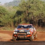 Duncan starts favourite in this week's Top Fry Classic Safari rally