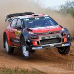 Rally Mexico:  Meeke's mistake
