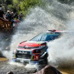 Rally Guanajuato Mexico: Meeke charges ahead