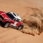 Alphand wins Al Ain stage, Prokop retains cars lead