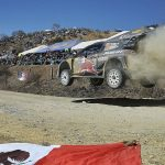 Saturday in Mexico: Ogier springs clear