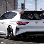 SEAT unveils 670-horsepower Cupra e-Racer electric touring car