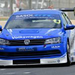 Valuable points for Volkswagen Jetta squad at Kyalami season opener