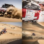 The dunes take no prisoners at the Abu Dhabi Desert Challenge