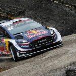 Corsica WRC: Ogier sets up half-minute lead over Neuville