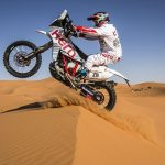 Hero Motosports Team Rally Kick-Starts Its 'Road To Dakar 2019' Campaign With The Merzouga Rally 2018