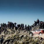 Citroen C3 WRCs head to gaucho country for Rally Argentina