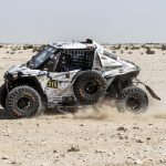 AL-ATTIYAH OVERCOMES TIME PENALTIES TO REGAIN  OUTRIGHT LEAD IN QATAR CROSS-COUNTRY RALLY
