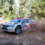 ELI EVANS WINS FOREST RALLY