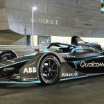First images: ABB FIA Formula E Championship Gen2 car for 2018-19 season