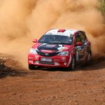BOTTERILL/VACY-LYLE SET TO FIGHT BACK ON ROUND 2 OF 2018 NATIONAL RALLY CHAMPIONSHIP
