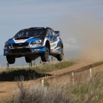 Higgins and Drew dominate with seventh-Oregon Trail Rally win in the past eight years