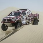NASSER AL-ATTIYAH EXTENDS HIS OUTRIGHT LEAD WITH SECOND STAGE WIN IN QATAR