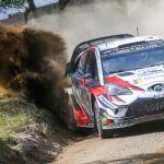 Rally Argentina: SS16: Safety first for Ott Tanak