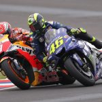 War of words continues between Rossi and Marquez