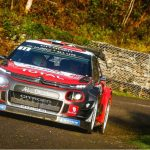 Corsica WRC: Loeb tops two stages on Saturday morning