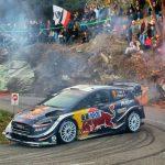 Rally Corsica: SS6/7: Seb's comfort