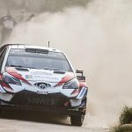 Saturday in Argentina: Tänak rules pampas