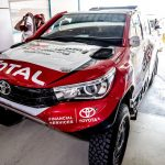 TOYOTA GAZOO RACING SA ALL SET FOR QATAR CROSS-COUNTRY RALLY