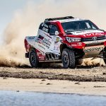 DISAPPOINTMENT FOR DE VILLIERS/HOWIE AT THE 2018 QATAR CROSS-COUNTRY RALLY AS AL ATTIYAH/BAUMEL POWER ON