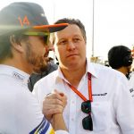 American Zak Brown picked to lead surging McLaren F1 racing effort