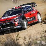Loeb: Lack of Corsica route nowledge a drawback