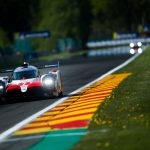 Fernando Alonso Upbeat at Spa for his WEC debut