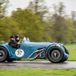 Rare Alta wins 10th Flying Scotsman Rally