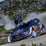 Rally Portugal:  SS13/14: HONOURS EVEN