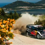 Rally Portugal:  SS10/11: EVANS ON A CHARGE