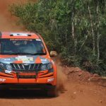 Gill-Ghosh make it 1-2 for Team Mahindra