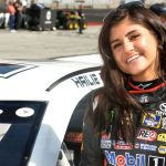 Confident Hailie Deegan making return to NASCAR Next program