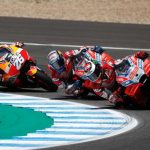 Spanish MotoGP: Spectacular three-way crash sees Marc Marquez take overall points lead