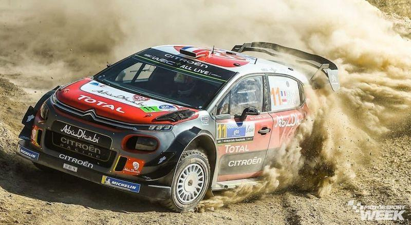 citroen tell sebastien loeb it s full time or nothing in 2019 rallystar. Black Bedroom Furniture Sets. Home Design Ideas