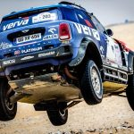 Four MINI Motorsport crews line up for Rally Kazakhstan